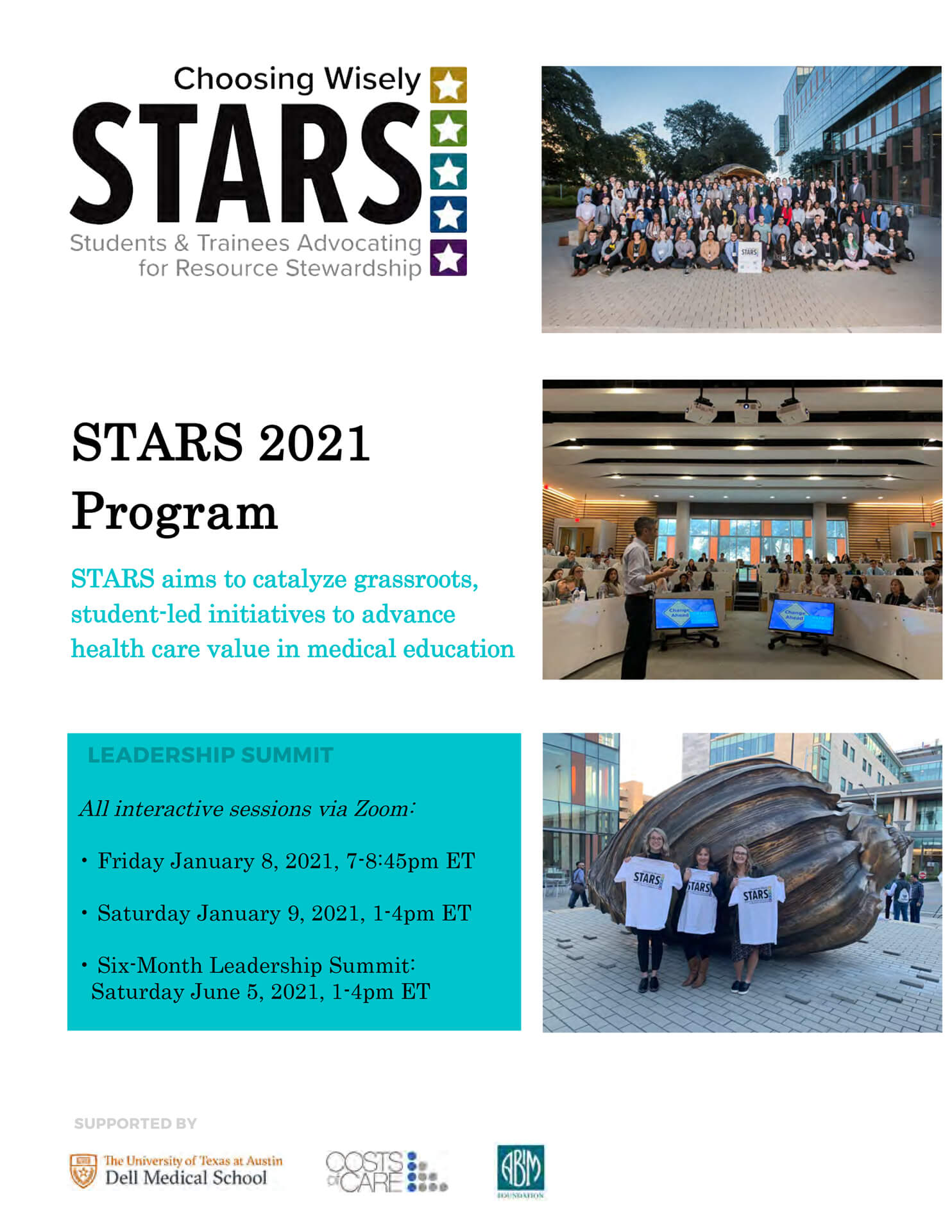 2021 Choosing Wisely Stars Flyer 01